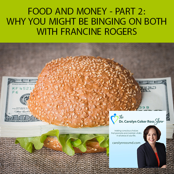 CCR 29 | Food And Money