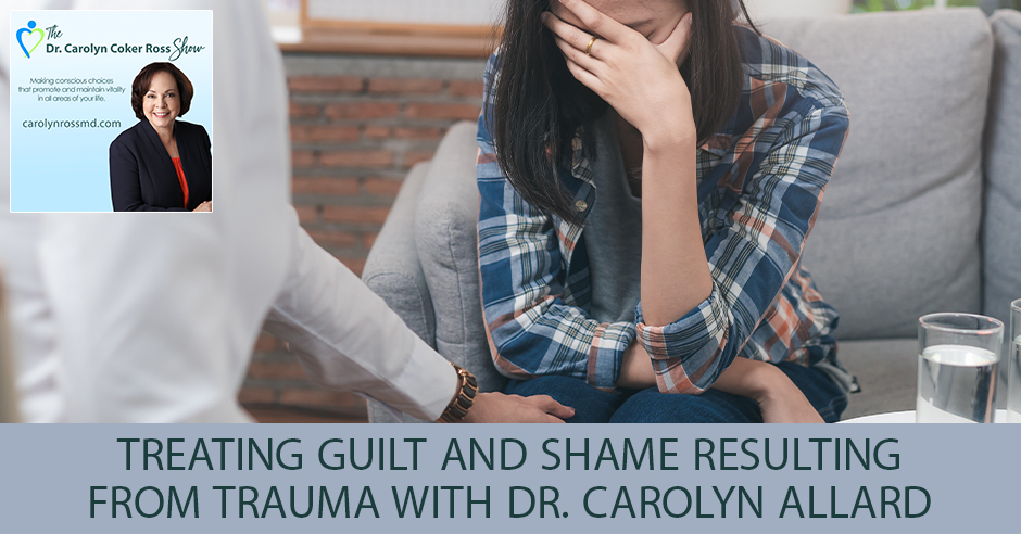 CCR 32 | Treating Guilt And Shame