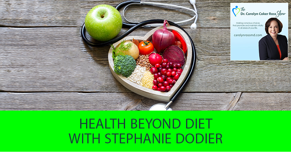 CCR 35 | Health Beyond Diet