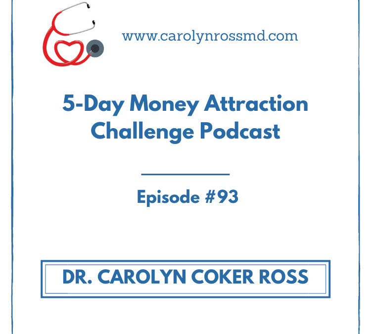 5-Day Money Attraction Challenge Podcast